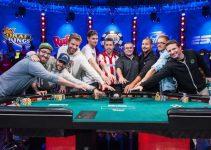 The WSOP 2014 November Nine