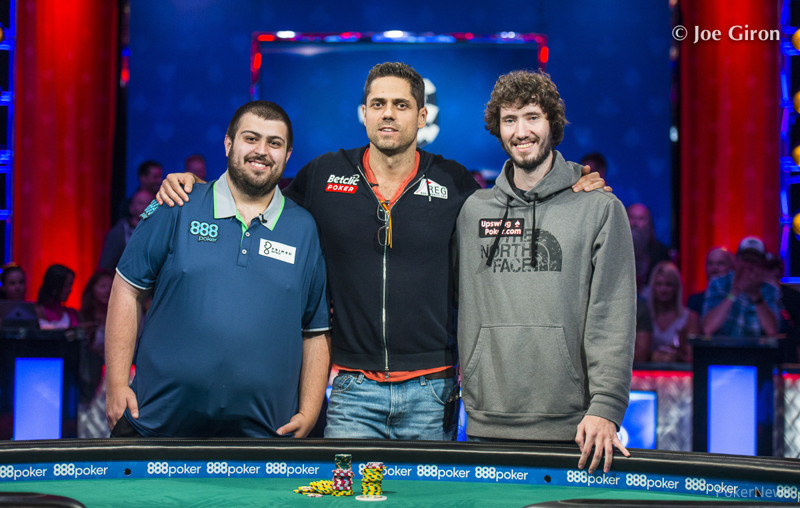 Scott Blumstein, Benjamin Pollak, and Dan Ott