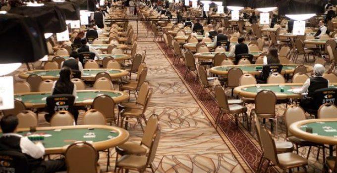 The Rio Casino before the WSOP