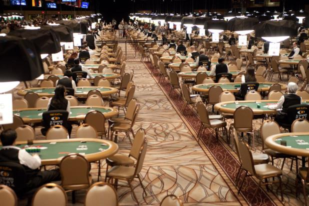 The Rio Casino before the WSOP